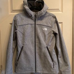 The North Face Lined Jacket - Size Medium